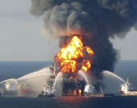 Infamous oil spills over the years and how they were contained