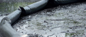Standard oil containment booms from Enviro-USA